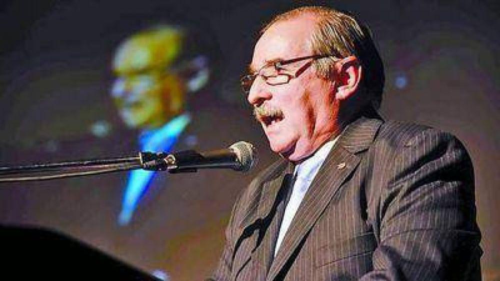 Schlosser disertó frente a embajadores de todos los países de la Unión Europea