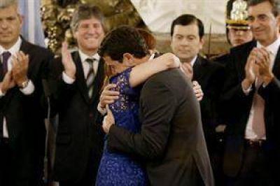 Cristina aprovech� el cambio de gabinete para fortalecer el rol interno de La C�mpora