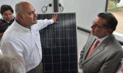 La Rioja busca estar a la vanguardia de generaci�n de energ�a renovable