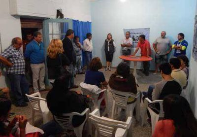 Quieren que Matías Rulli sea candidato a intendente