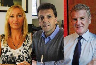 En la previa del encuentro de precandidatos +A, estalla la interna López–De Narváez