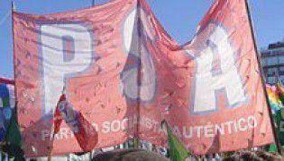 El cierre de alianzas generó renuncias en el PSA
