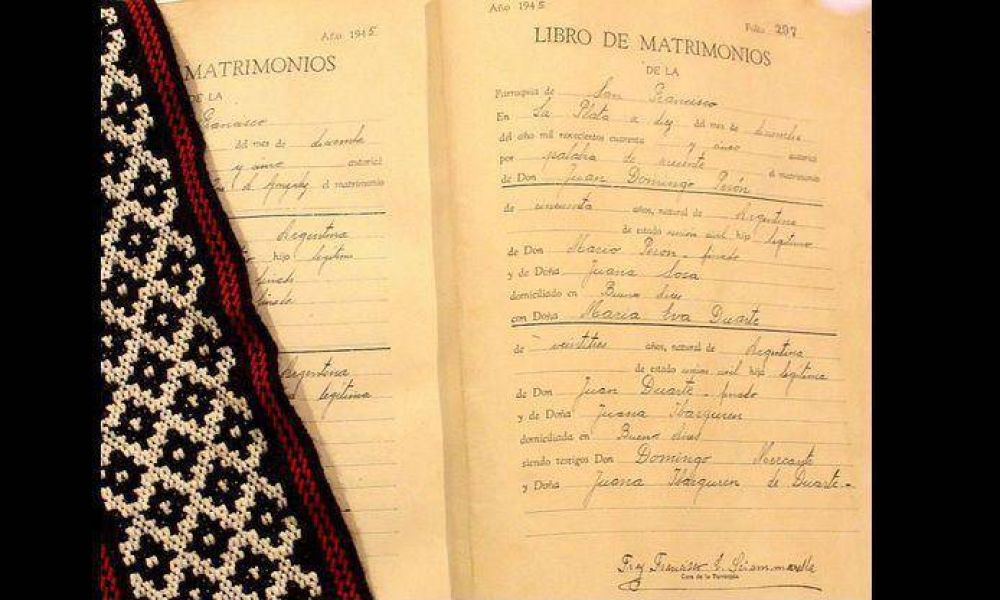 La Iglesia de Evita y Perón, restaurada