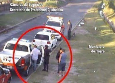 Detienen en Tigre a un conductor alcoholizado tras chocar y huir