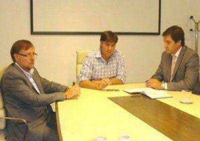 Diego Bossio apoya la pre candidatura a intendente de Santiago Aguiar