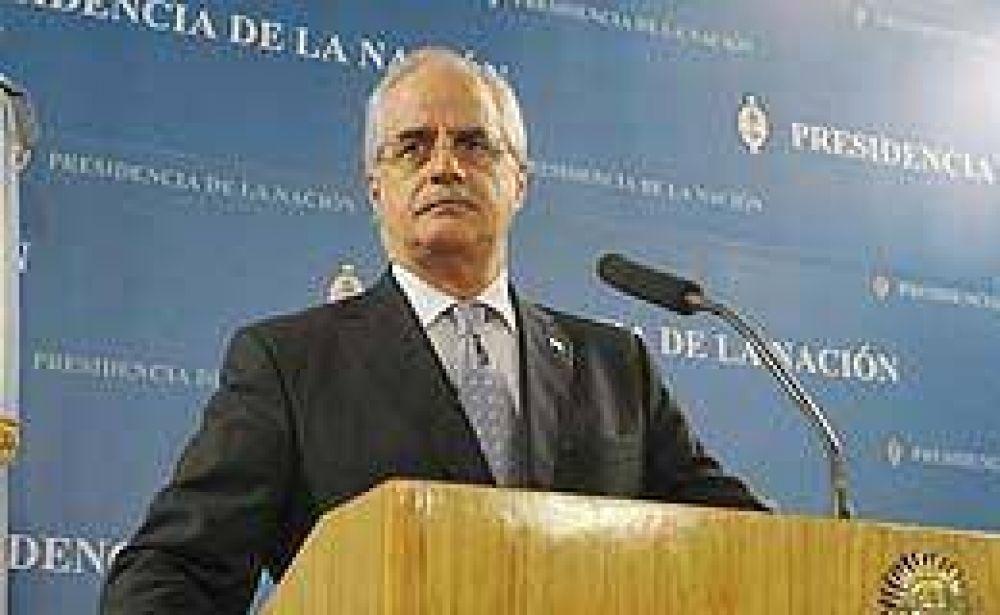 Taiana negó presiones de la UE por la seguridad jurídica en la Argentina