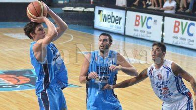 Liga Nacional: Bahía Basket se mide ante Quimsa