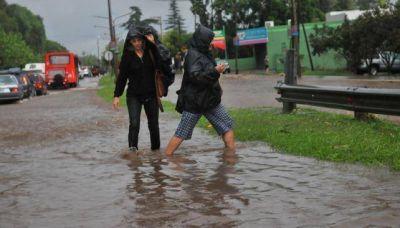 Rige una alerta meteorológica para Córdoba