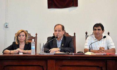 Ratificaron a Villada en el Concejo