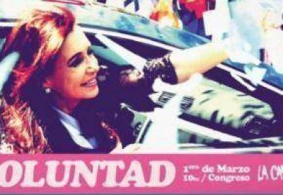 #1M: Militantes sampedrinos apoyar�n a Cristina