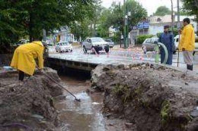 En Córdoba hay aún 450 evacuados y piden la interpelación del ministro de Agua y Servicios Públicos