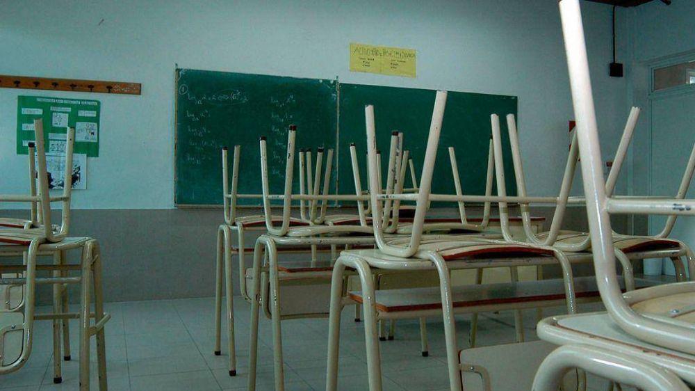 El CEB ratificó su adhesión al paro de los docentes locales