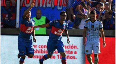 Olimpo perdió ante Tigre por 1 a 0 y sigue sin ganar en el torneo