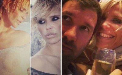 Nazarena Vélez, catarsis tuitera y ¿blanqueo de romance con el abogado de Carmen Barbieri?