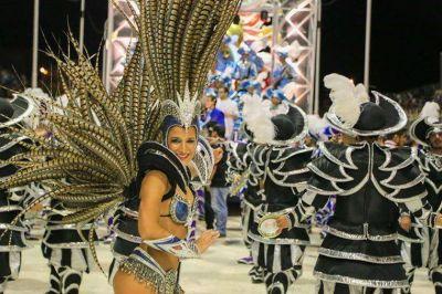 El Carnaval del Pa�s se despidi� ante la presencia de unas 17 mil personas