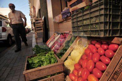 Los alimentos subieron un 30% en 2014, según un estudio local