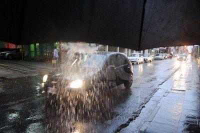 Rige un alerta meteorológico que abarca la ciudad