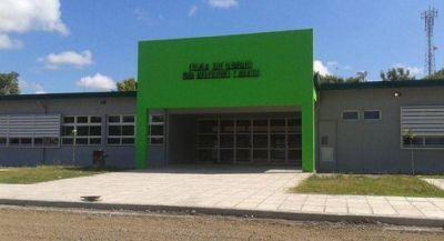 El Gobernador inaugura 3 escuelas en el Interior
