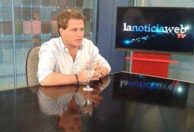 Alex Campbell: �Mauricio Macri encarna el cambio que pide la gente�