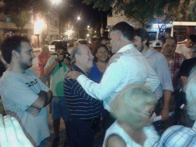"""Osvaldo Amieiro: """"Voy a ser candidato a intendente y proyectaremos futuro con los jóvenes desde ese lugar"""""""