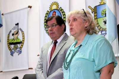Abre el per�odo de sesiones del Concejo de Pico