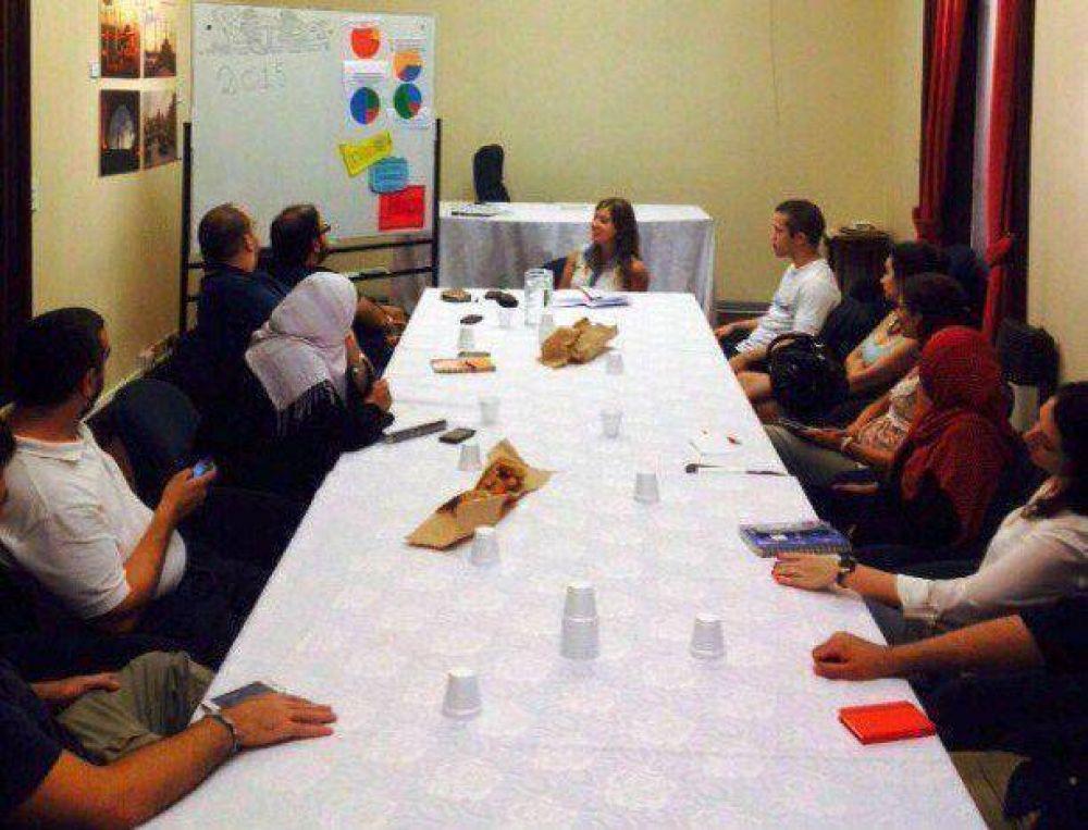 La RIJBA convoca a jóvenes a sumarse a la Red