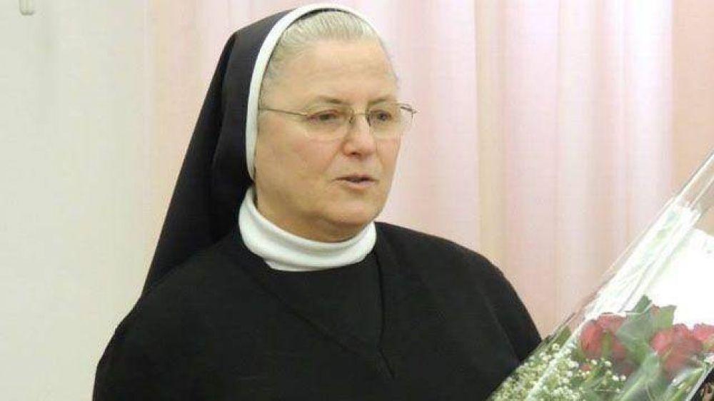 Una entrerriana en el máximo cargo de su congregación