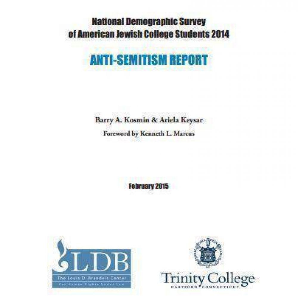 EEUU: Una encuesta apunta un alto índice de antisemitismo en los campus académicos