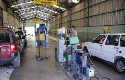 La planta de VTV revisa entre 30 y 40 mil veh�culos por a�o de Tandil y la zona