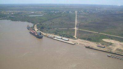 Se proyecta a Ibicuy como puerto multipropósito