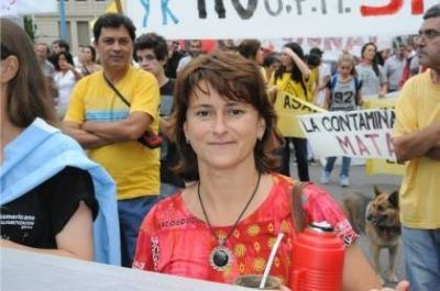 La Secretaria General de Agmer Paraná debió ser internada de urgencia