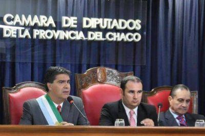 """Capitanich: """"Ser gobernador del Chaco es lo mejor que me ha pasado en la vida"""""""