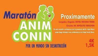 Organizan una maratón solidaria por los niños con desnutrición
