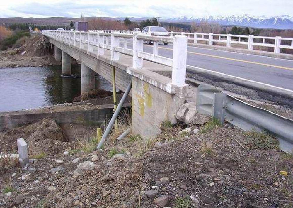Al final, suspenden la reparación del puente