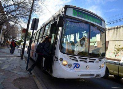 Marzo renovado: hoy aumenta el boleto de Transpuntano y hay cambios en el tránsito de San Luis