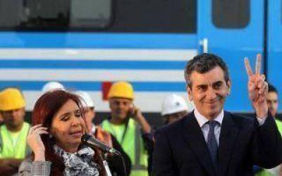Tras el anuncio de Cristina, todos los servicios de trenes pasan a formar parte del Estado