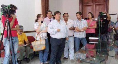 Martínez Llano ratificó participación de la línea interna Vamos Compañeros