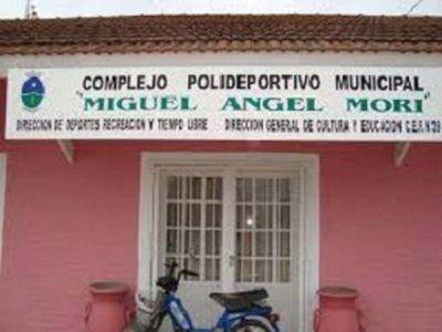 Gimnasio Municipal: Convenio aprobado por la provincia enviado al Concejo Deliberante.