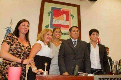 Franco dejó inaugurado el período de sesiones ordinarias 2015