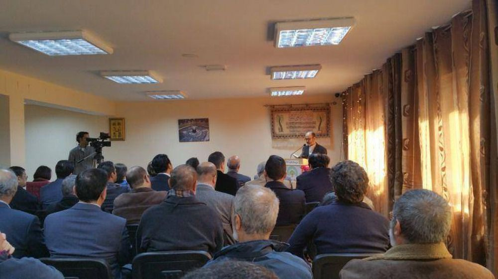 Se inaugura en Leganés la sede de la Fundación Alulbayt España