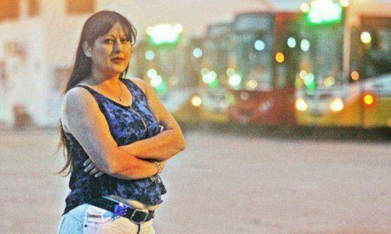 Por primera vez, una mujer busca ser delegada de choferes en UTA