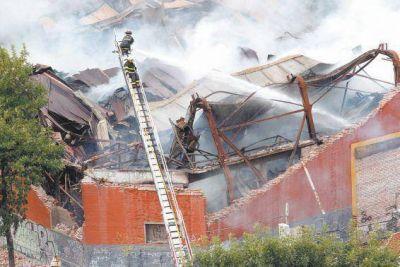 Iron Mountain: la justicia desoyó alertas sobre la intencionalidad del incendio
