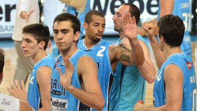 Bahía Basket perdió ante Olímpico de La Banda por 83 a 80, en Santiago del Estero