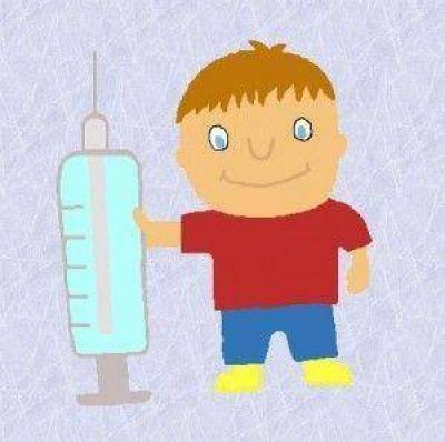 Región Sanitaria X recuerda el calendario de vacunación