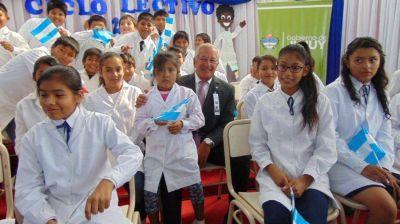 Se puso en marcha ayer el ciclo lectivo 2015 en Jujuy