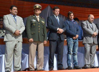 Celebraci�n de La Quiaca po sus 108 a�os de existencia