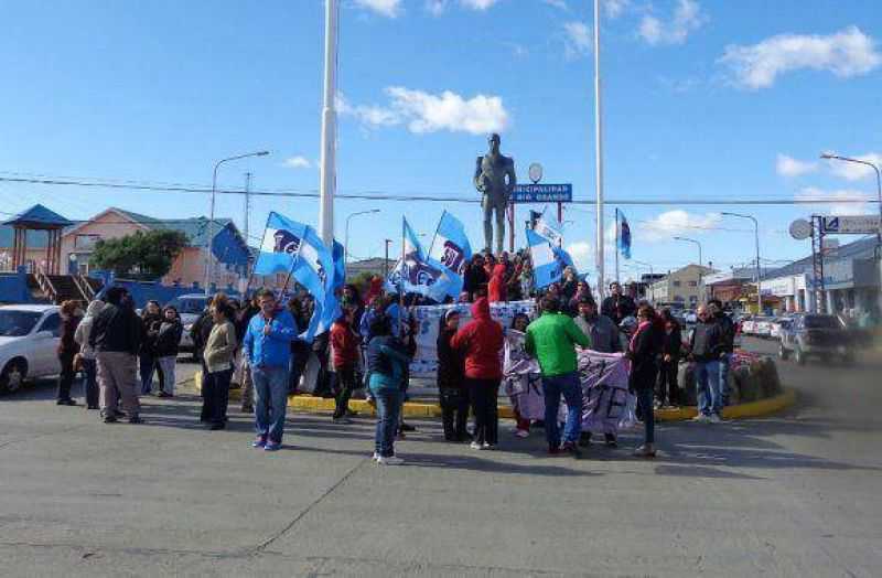 Para el SUTEF hubo un 80% de acatamiento en la primera jornada de protesta