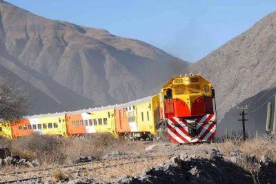 El 31 de marzo vuelve el Tren a las Nubes