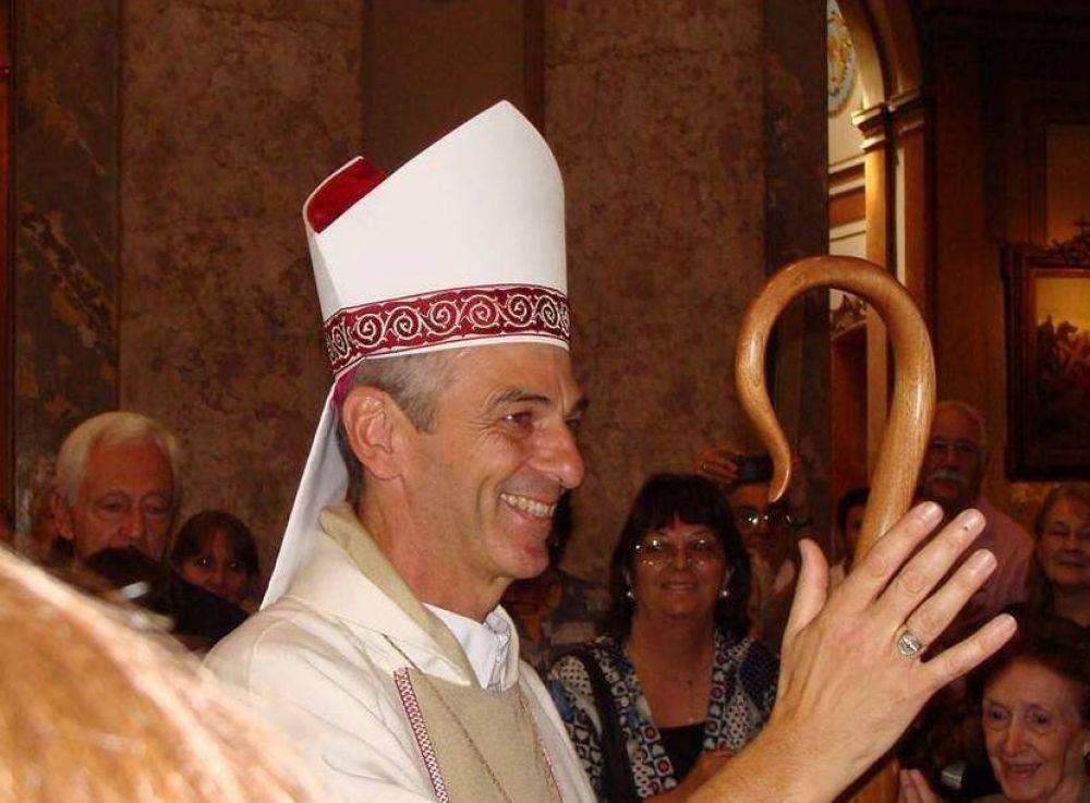 Mons. José María Baliña fue ordenado obispo