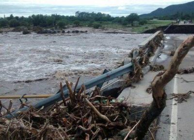 El norte sufre y batalla contra el temporal: 1 muerto, 1.000 afectados y más de 500 evacuados